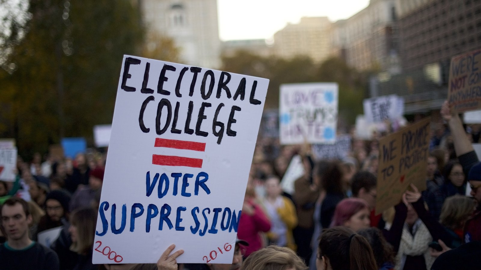 Here's How We Can Elect Our Next President By Popular Vote